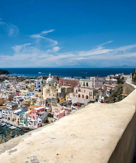 Procida, shortlisted Italian capital of Culture 2022