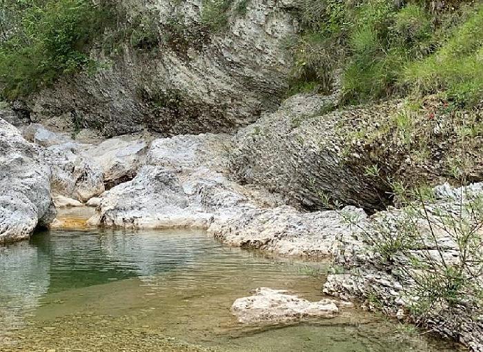 Le grotte di Cusano…