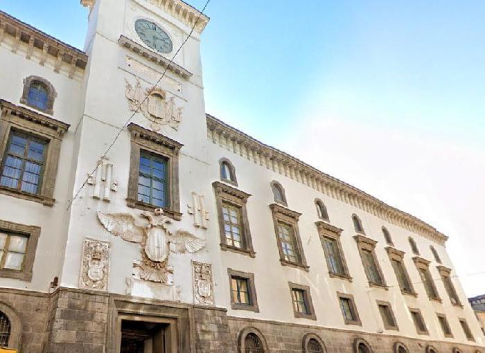 NAPOLI - Castel  Capuano