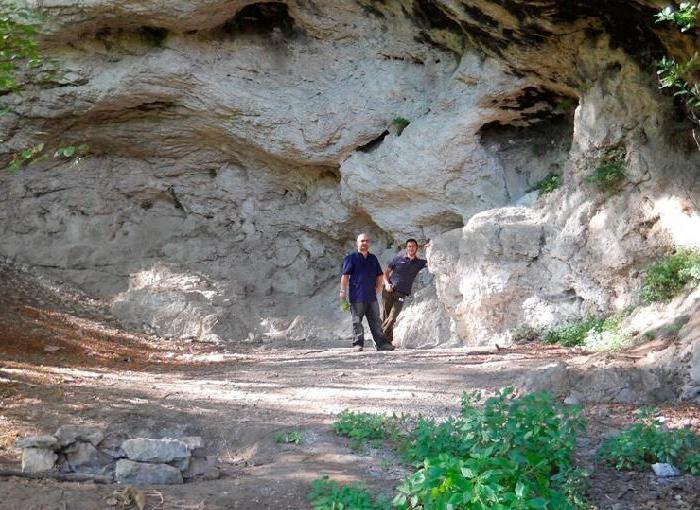 Grotte dello Zachito
