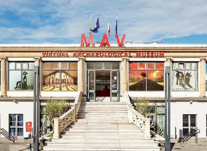ERCOLANO – il Museo…