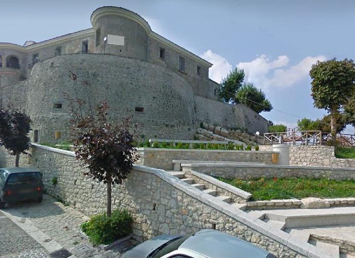 GESUALDO – Il castello…