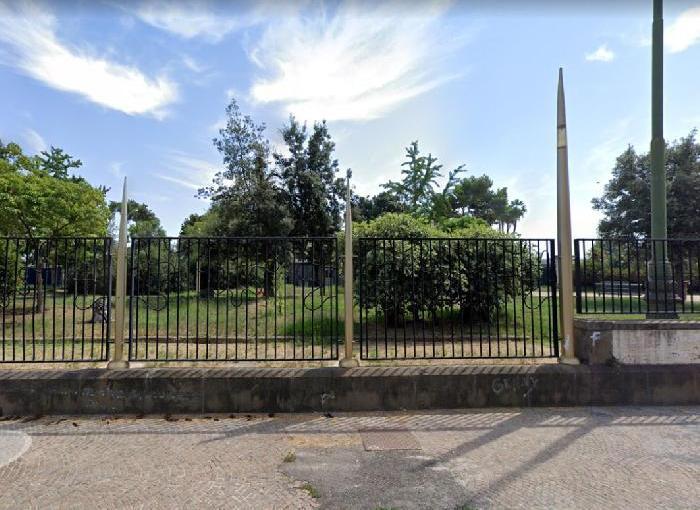 NAPOLI - La Villa comunale